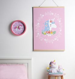 A Little Lovely Company Juliste, Lovely Unicorn **UUTUUS**