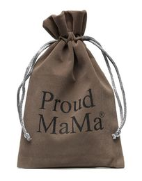 Proud Mama Babybell Bling Jet, Pink