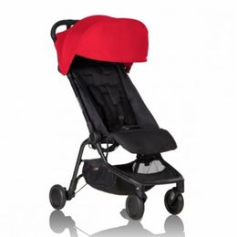 Mountain Buggy Nano V2, Ruby