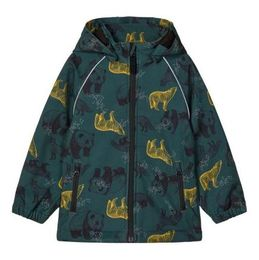 NAME IT NMMALFA ANIMAL MIX softshell-takki