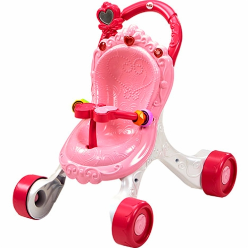 Fisher Price taaperokärry Stroll-Along Musical Walker
