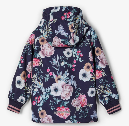 NAME IT NMFALFA ROMATIC FLOWER softshell takki
