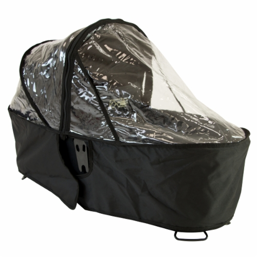 Mountain Buggy Duet Carrycot plus sadesuoja
